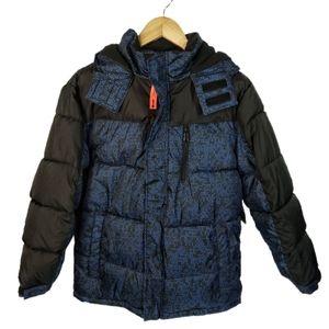 Xersion Husky Fleece Lined Puffer Winter Jacket